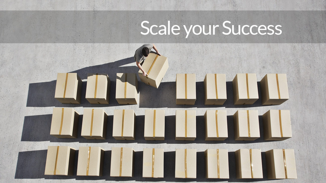 scale yoursuccess